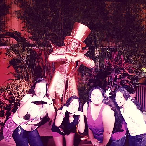 Love this one!! @justmetayy  (at Downtown Disney Westside)
