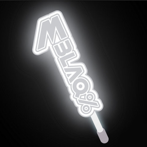 MBLAQ Official Lightstick : $30.00The Blaq% Your 2012 Concert