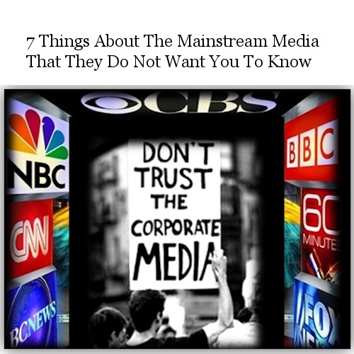 7 Things About The Mainstream Media That They Do Not Want You To Know - http://bit.ly/10jC5gd