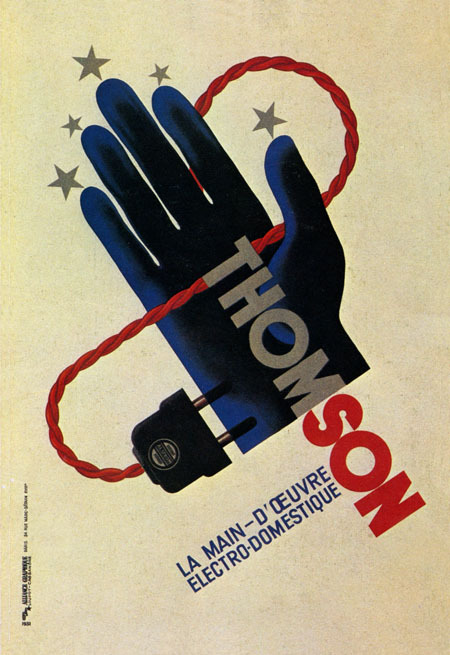 (via Celebrating Cassandre: Gorgeous Vintage Posters by One of History's Greatest Graphic Designers | Brain Pickings)