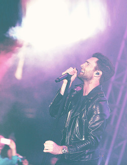 queen—inthenorth:  13/50 Pictures of Adam Levine.