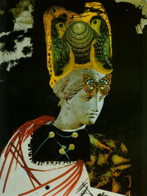 art-and-fury:  Mad Mad Mad Minerva - Salvador Dali in Memories of Surrealism