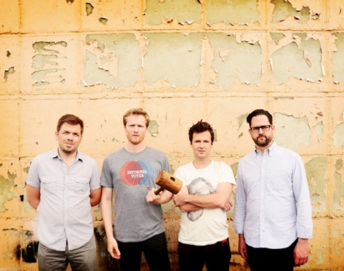 The Dismemberment Plan's first new album in 12 years, Uncanney Valley, is due out October 15 via Partisan.
