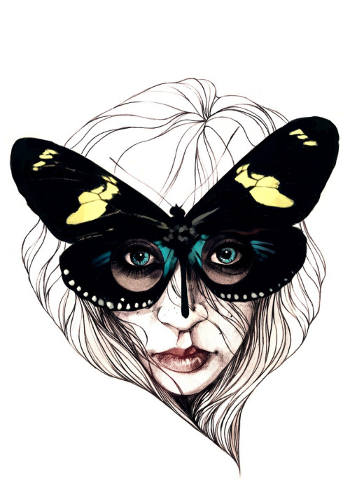 lohrien:  Illustrations byConrad Rosetwebsiteltumblr