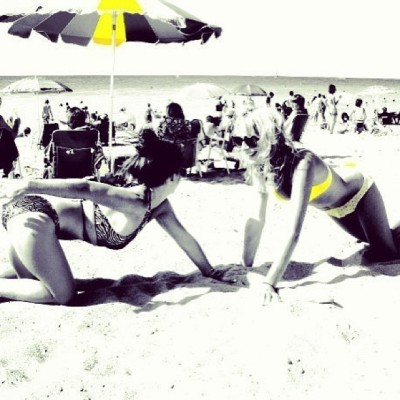 @leamsie I miss u:(  #summer #beach #girls #fun #friends xo