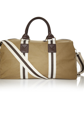 Gallery Canvas Holdall by French Connection http://goo.gl/KPYsV