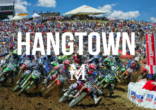 monarchmoto:  whos out at hangtown todday???????