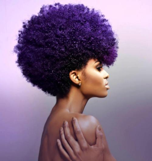 Tierra Benton Model NYC-ATL Hair by Naivasha Johnson