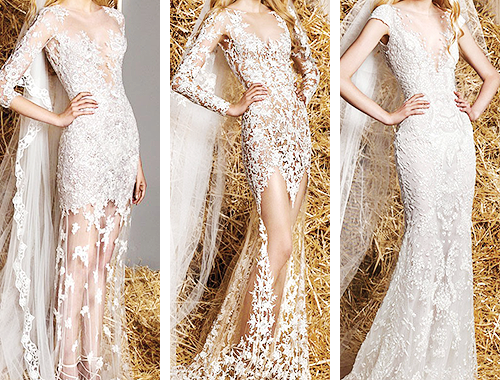Fashion! Put It All On Me➝ Zuhair Murad Bridal s/s 2015