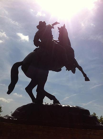 Cowboy #cowboy#oklahoma#america