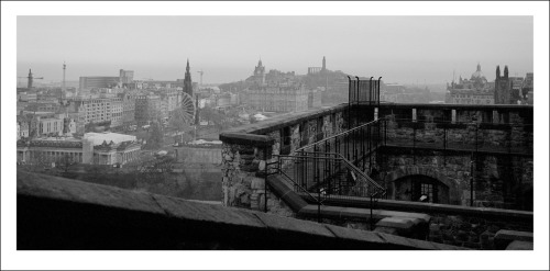 Edinburgh Skyline, mid-noughties, can't remember when exactly. Sorry.