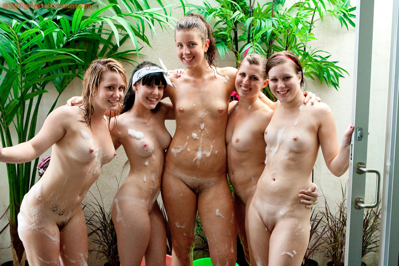 Naked people girls