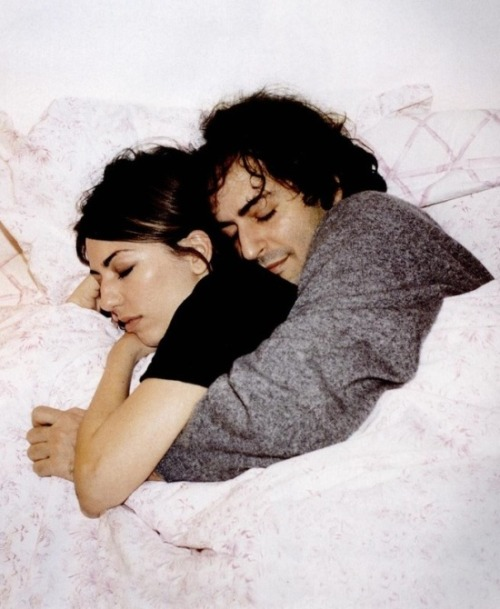 Sofia Coppola & Marc Jacobs / Vogue Paris / Dec 2004