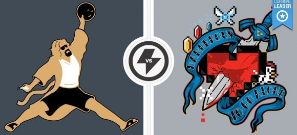 Air Dude and Dangerous Alone Tattoo by Atomic Rocket are available today only over on Teefury!$11 Online … http://p.ost.im/p/dVUAqJ