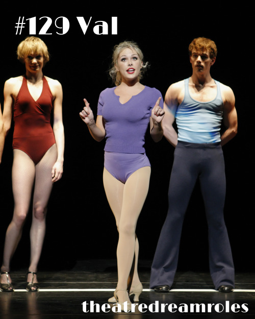 Val - A Chorus Line Submitted by: music-of—the-night