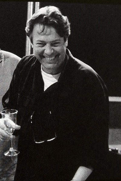 Dear followers, have a Roger Allam smile for April Fools.