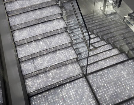 Another sparkle staircase!