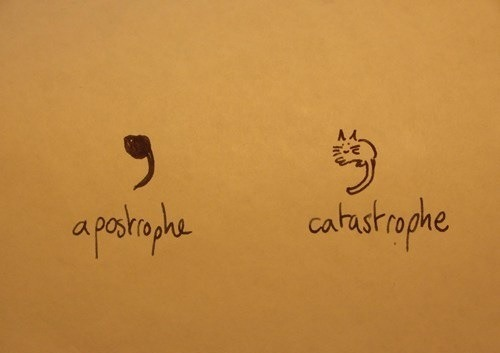 "georgetakei:  The word ""catastrophe"" just took on an entirely new meaning…"