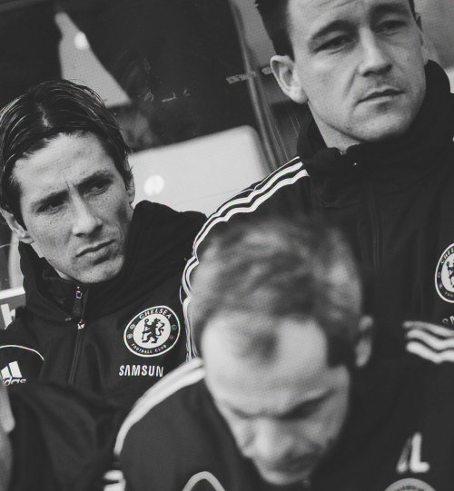 there-is-only-1-club-for-me:  Terry and Torres