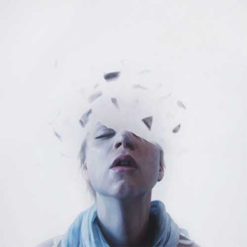 Dreamlike Paintings Surreal paintings and dreamlike portraits by Henrik Aarrestad Uldalen. More of the paintings on WE AND THE COLORWATC//Facebook//Twitter//Google+//Pinterest