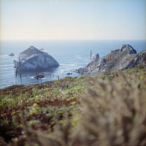 Somewhere off Highway 1, 2012