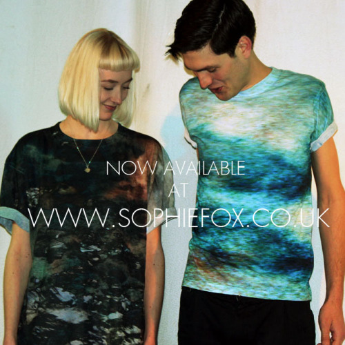 Now available at www.sophiefox.co.uk