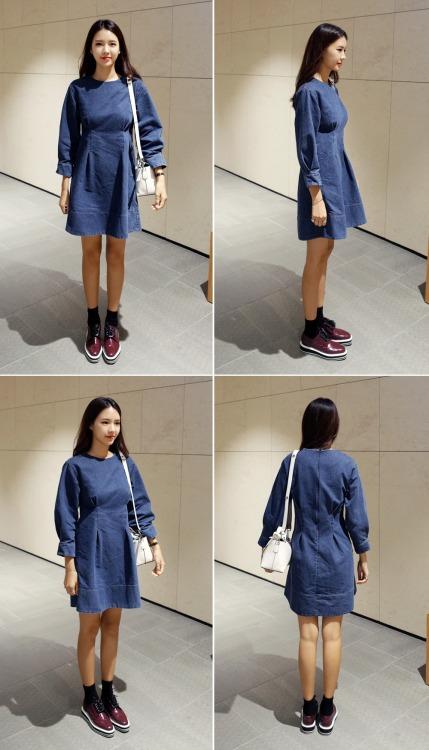dahong fashion style k-fashion clothes