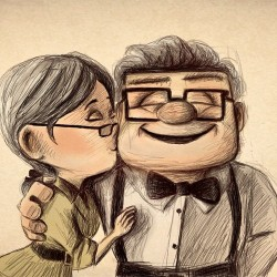 evolutional:  sigh i hope i have a cute wife like this when i'm old