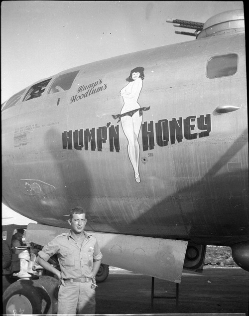 42-6699, 462nd BG, Humpn' Honey