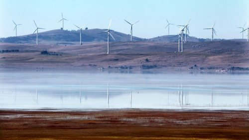 In Australia, wind power is cheaper than fossil fuels, and solar is right behind.