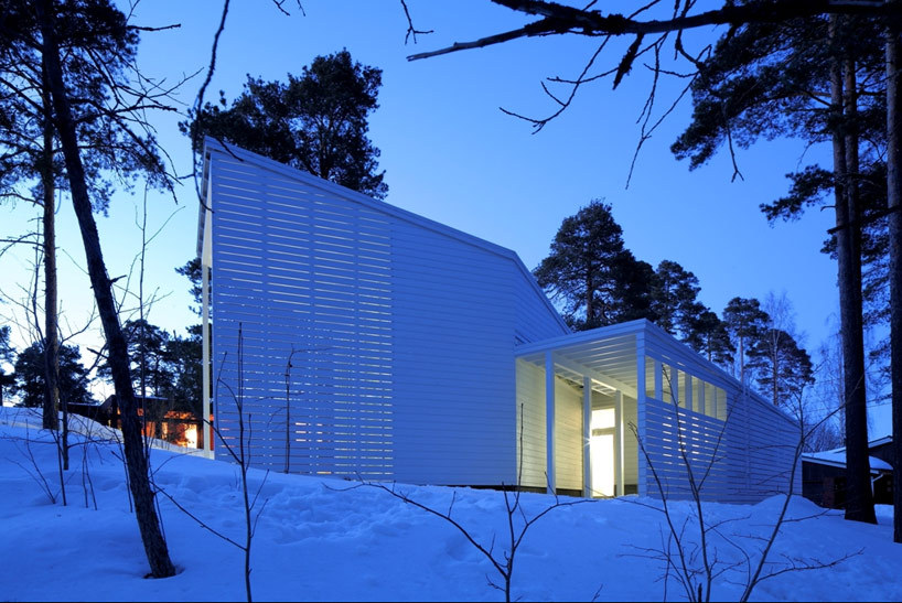 'Apelle House' in Karjaa, Finland by Casagrande Laboratory