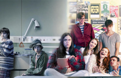 music my post 90s chloe British season 3 izzy chop archie My Mad Fat Diary mmfd rae earl Finn Nelson danny two hats best series tv:my mad fat diary infinitecrushlist mmfd s3