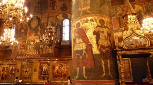 Dormition, the Tsars Cathedral by Miradortigre on Flickr.