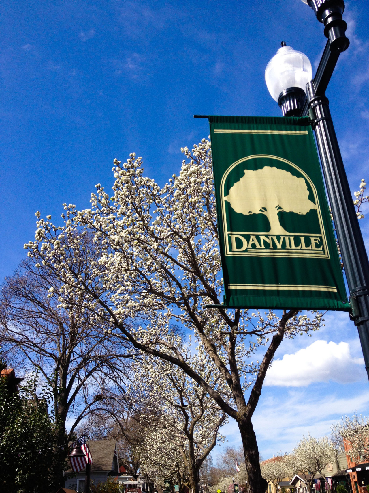 Downtown Danville [Taken 3/3/13 in Danville, CA using iPhone 4S]