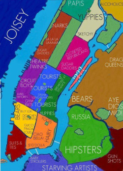 standardhotels:  How the Gays See New York…