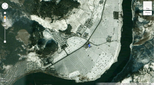 Well I found Camp 14 on Google Maps