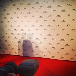 The red carpet is rolled out for our #FriendsoftheBrand. #IWCCannes2013