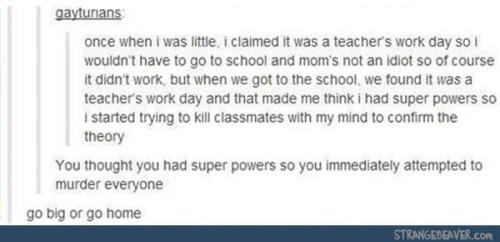 itsstuckyinmyhead:  School and Tumblr