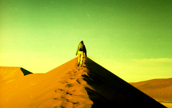 lomographicsociety:  Explore Lomography Nearby - Hardap, Namibia