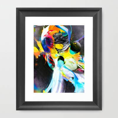 Dear friends, You can now buy Framed Prints of my art from :  http://bit.ly/ArchanFramedPrints  Thank you ♥