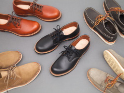 redwingshoestoreamsterdam:   The Spring and Summer styles have arrived! (via Red Wing Shoes — The Amsterdam Store)