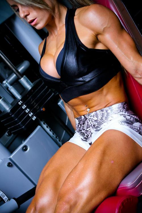 hotfitnesschicks:  Hot Fitness Chicks