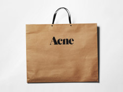 affaire:  Acne by Daniel Carlsten