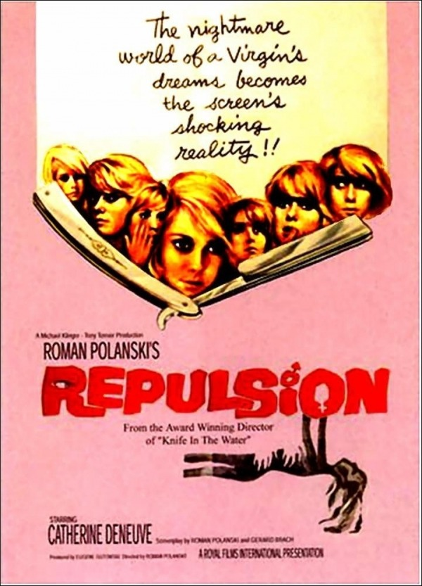 the60sbazaar:  Repulsion (1965)