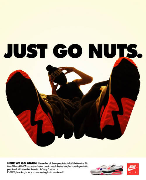 JUST GO NUTS!