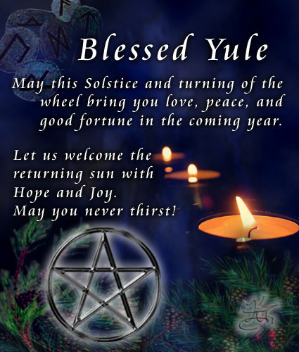 Merry Yule Everyone!!!