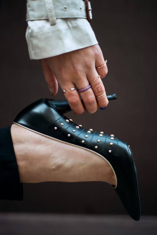 Studs and spikes on ChiCityFashion.com