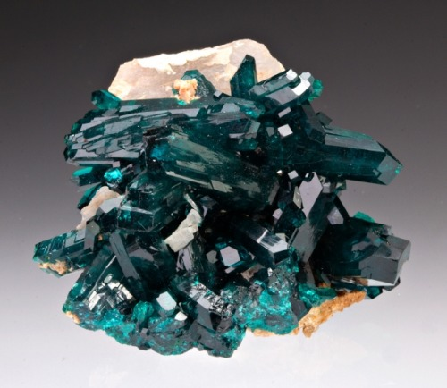 Dioptase from Namibia by Dan Weinrich