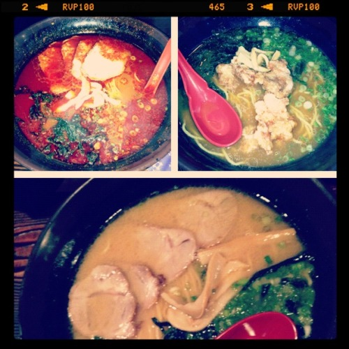 Katana-Ya September 14, 2012 Spicy chasu light miso ramen - one of the best bowls in the city!  http://www.yelp.com/biz/katana-ya-san-francisco #5 on the 7x7 Big Eats list! http://www.7x7.com/eat-drink/big-eat-2012-list