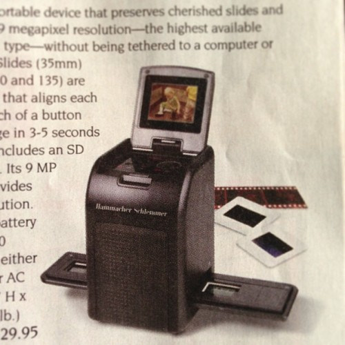 This device makes it easy to convert @PFTompkins's live tweets of the SkyMall catalogue into SLIDES that everyone can enjoy.